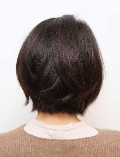 Brown Bob Haircuts-11