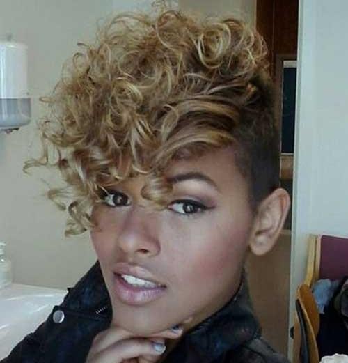 Super Short Natural Hairstyles-12