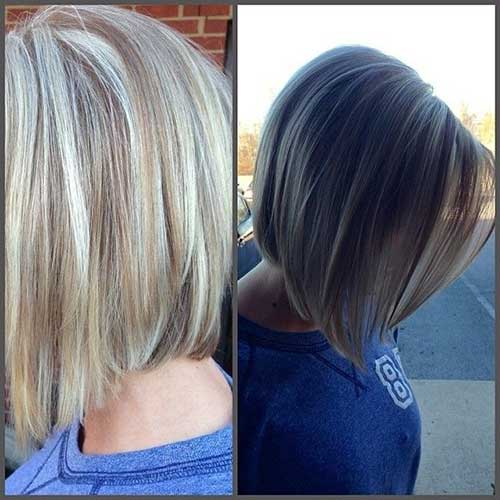Straight Medium Short Haircuts 2019-14
