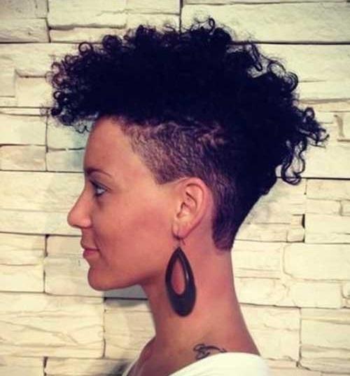 Super Short Natural Hairstyles-16