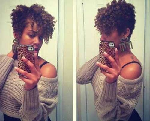 Super Short Natural Hairstyles-17