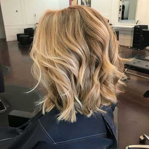 Best Curly Wavy Long Bob Haircuts-19