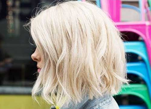 Best Blonde Long Bob Haircuts-6