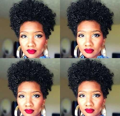 Super Short Natural Hairstyles-8