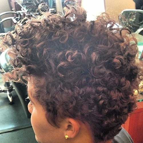 Best Hairstyles for Short Natural Hair