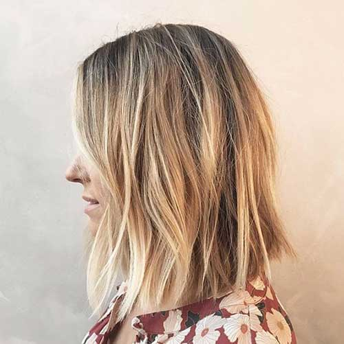 Best Long Bob Haircuts 2019