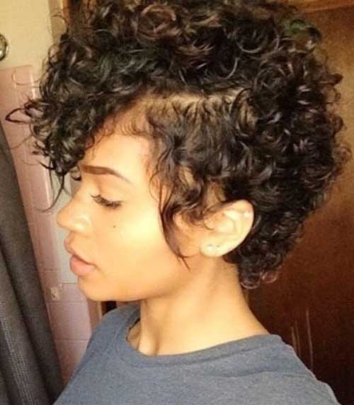 Easy Hairstyles for Short Natural Black Hair