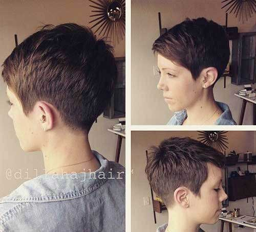 Short Pixie Cuts for Women