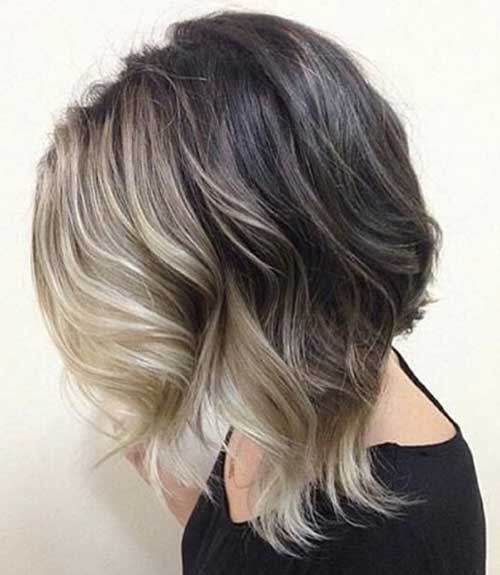 Trendy Short Haircuts for Wavy Hair