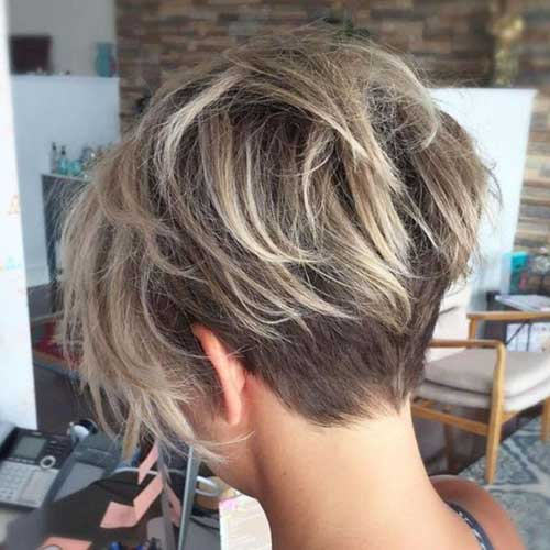 Short Stacked Pixie Hairstyles-10