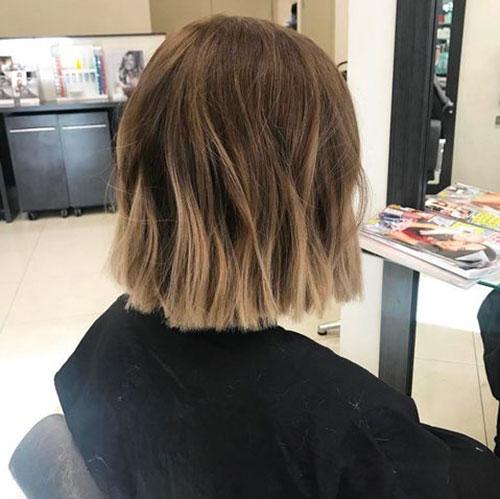 Ombre Bob Hair Cut-12