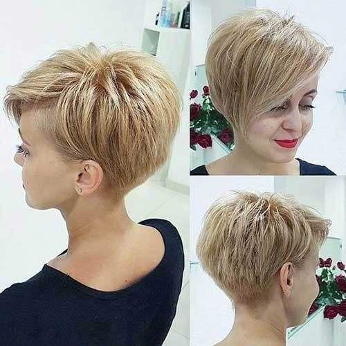 Short Stacked Back Hairstyles-12