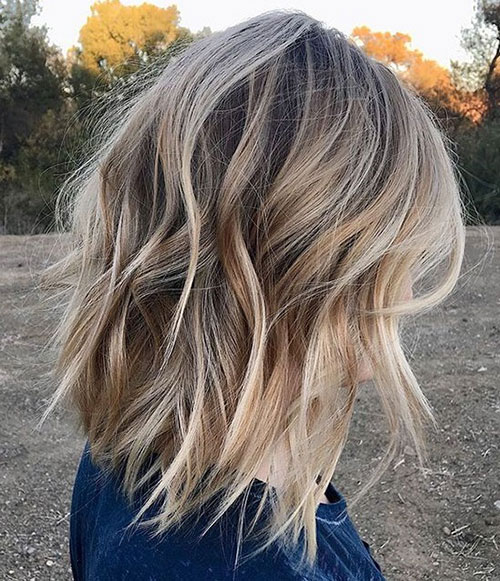 Fine Medium Short Hairstyles-12