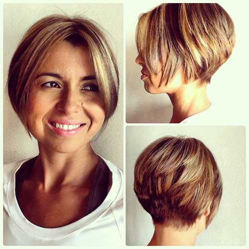 Women Bob Style Haircuts-12