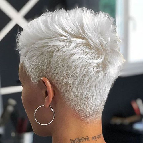 Pixie Cut Styles Back View-15
