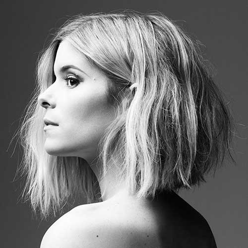 Short Choppy Inverted Hairstyles for Women-19