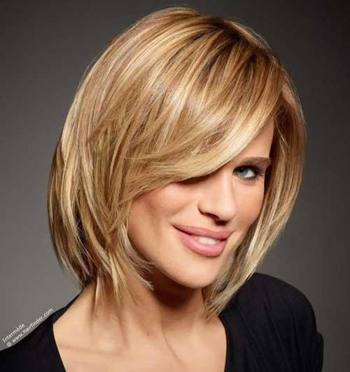Short Layered Haircuts Fine Hair Look Thicker-19