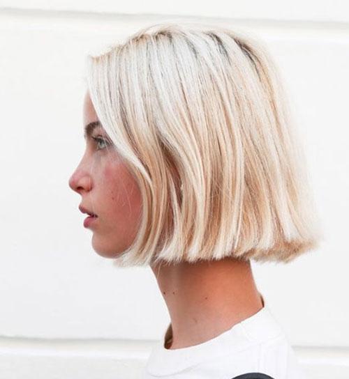Easy Bob Hair Cut-21