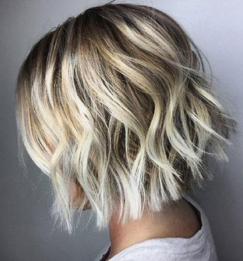 Beachy Waves Bob Hair Cut-23