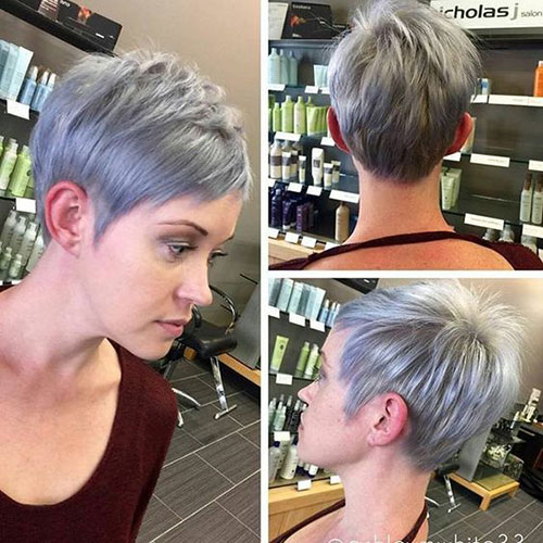 Girls Short Haircuts for Thin Hair-29