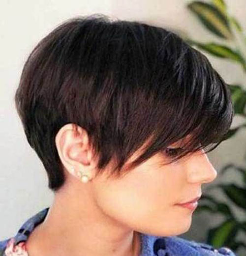 Layered Bangs Pixie Cut Styles-35
