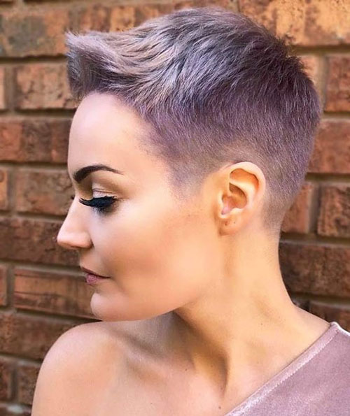 Pixie Cut Styles for Summer-38