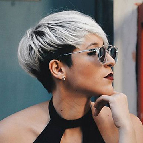 Two Colored Pixie Cut Styles-43