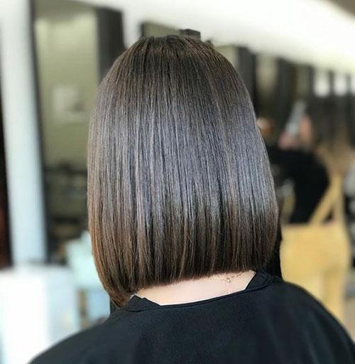 Bob Hair Cut Back View-6