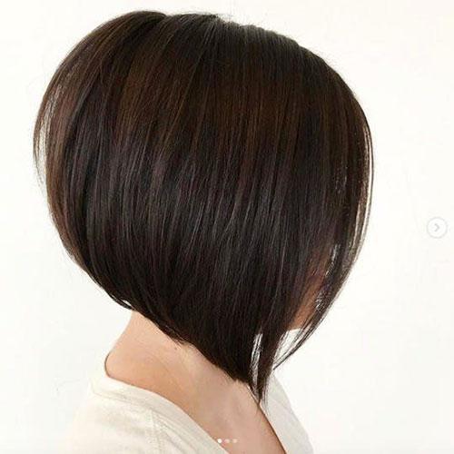 Inverted Dark Bob Haircuts-6