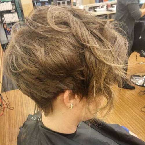Long Pixie Cut Styles with Long Bangs-6