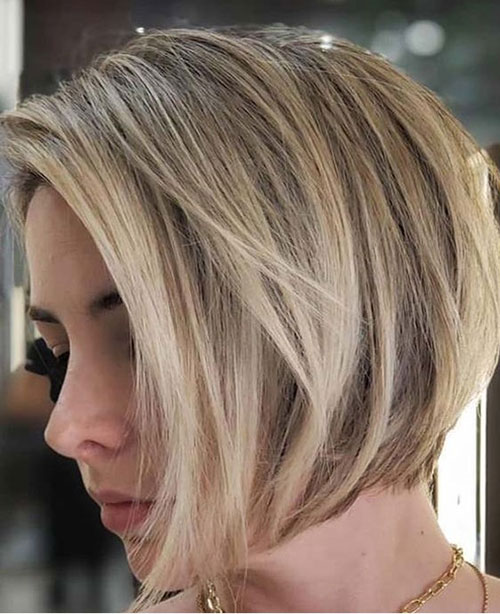 Short Haircuts for Thin Hair-6