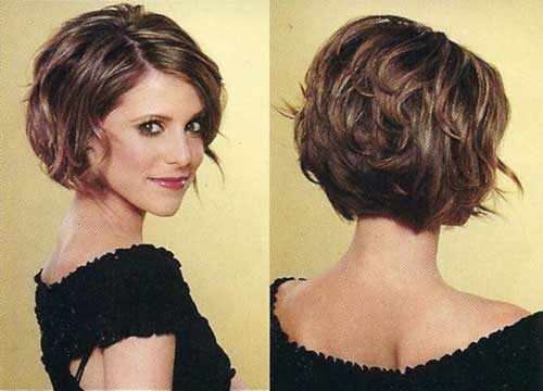 Hair Highlights for Short Bob Haircut-7