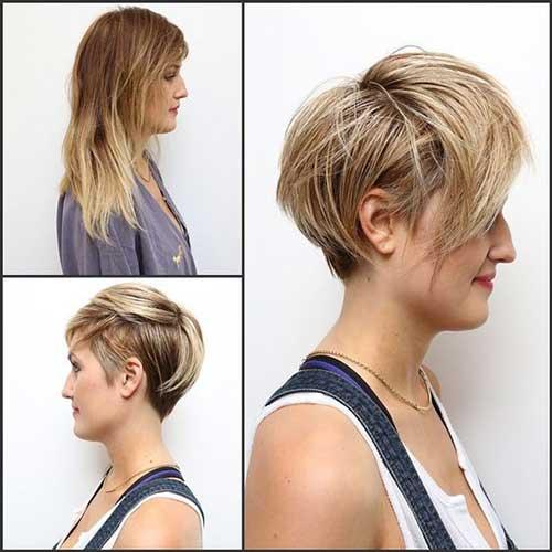 Fine Hair Long Pixie Cut Styles-8