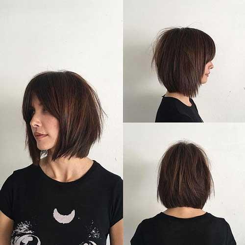 Short Layered Inverted Bob Haircuts Fine Hair-9