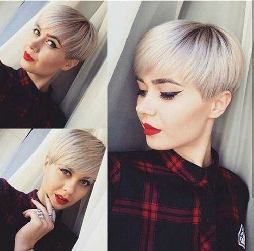 Short Haircuts for Thin Fine Hair-9