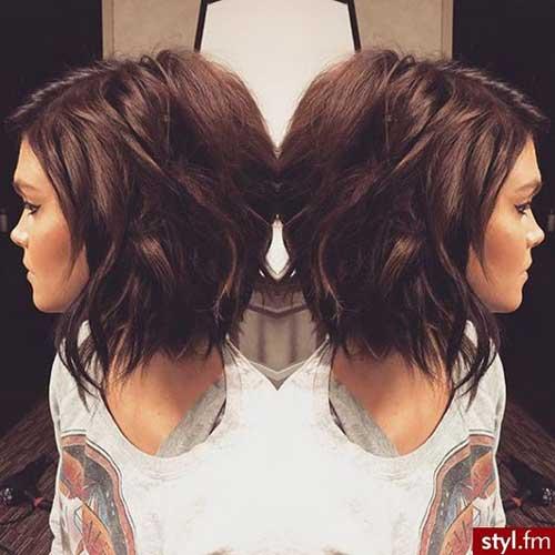 Medium To Short Bob Haircuts