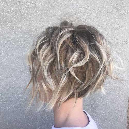 Short Choppy Hairstyles 2019