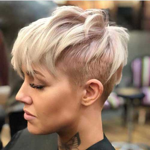 Short Choppy Hairstyles That Will Help Your Hair Look Healthier