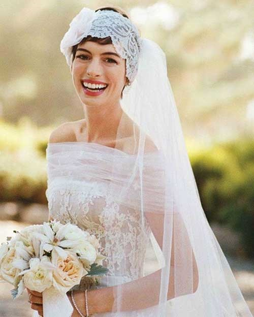 Short Hairstyles for Weddings 2019