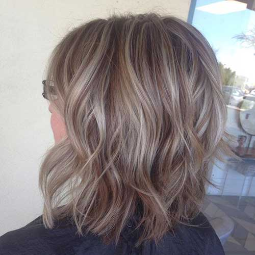 Short Layered Fine Hair