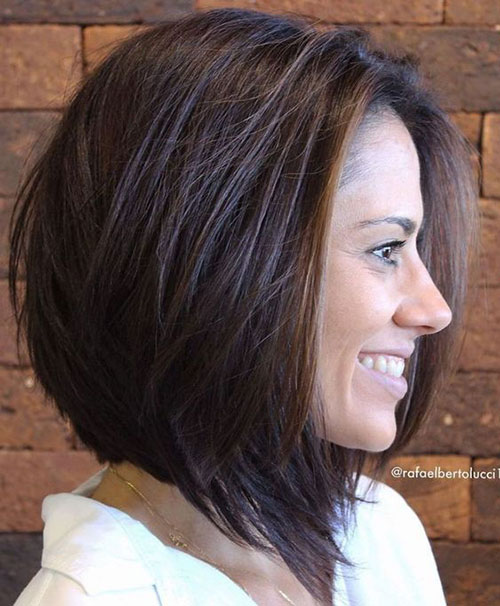 Short Haircuts for Women with Thick Hair-11