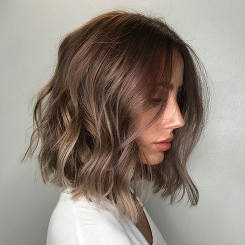 Short Haircuts for Wavy Hair-21