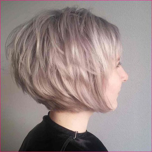 Short Edgy Haircuts for Women with Thick Hair