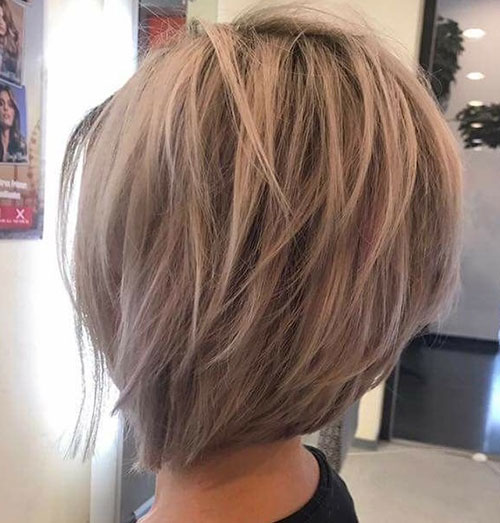 20 Graduated Bob Hairstyles For Original Look Short Haircuts