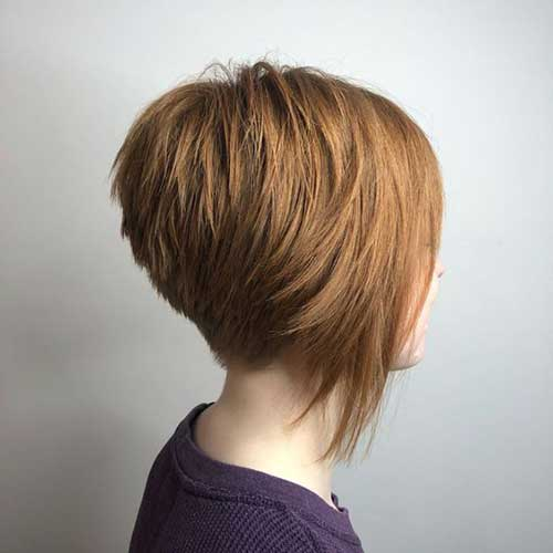 Graduation Layered Bob Haircuts