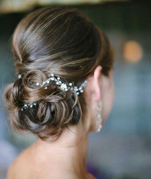Half Down Wedding Hairstyle