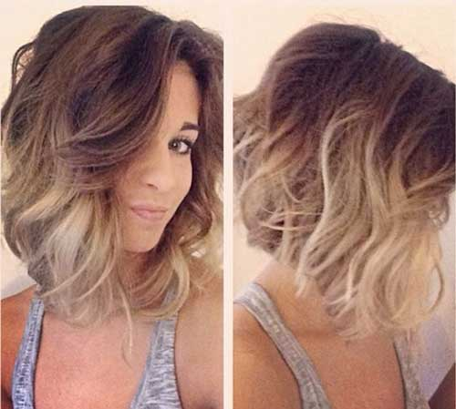 Ombre Short Hair-10