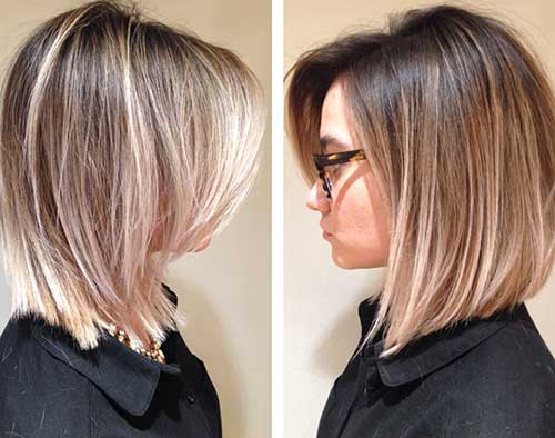 Ombre for Short Fine Hair-17