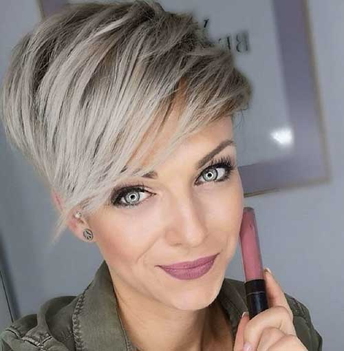 Cute Long Pixie Haircuts-10