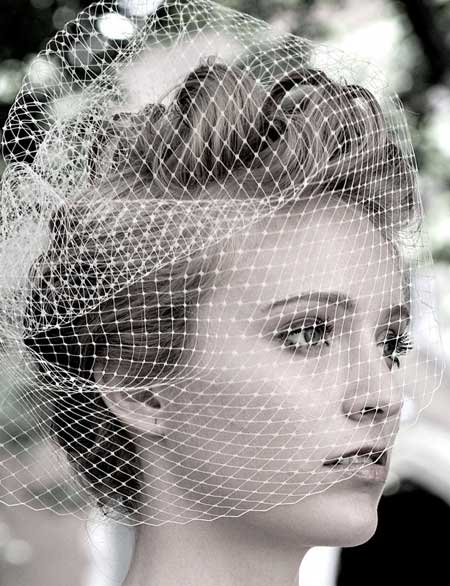 Short Hair Bridal Styles-12